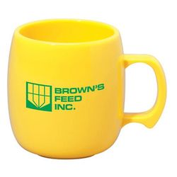 10.5 oz. Coffee Mug Made From Corn Plastic