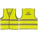 Professional Reflective Safety Vest (Class 2 ANSI Rated )