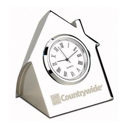 House Shaped Desk Clock