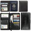 Metropolitan Leather Deluxe Travel Wallet