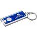 Keychain Flashlight - 1 LED - Squeeze Action