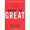 Good to Great Book: Why Some Companies Make the Leap and Others Don't