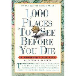 1,000 Places to See Before You Die Gift Book