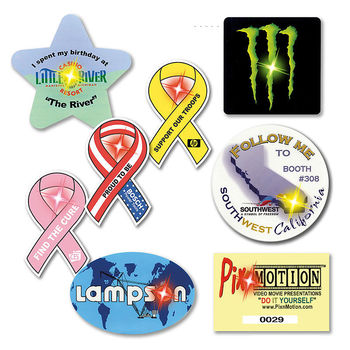 Labelights™ Wearable Light Up Stickers