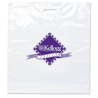 Eco Plastic Bag with Die Cut Handle - 15