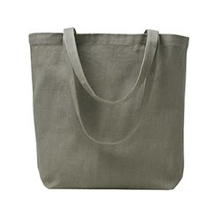 "11.5"" x 14.5"" Tote Made from 100% Recycled Cotton"
