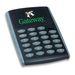 Robot Series&reg Jumbo Desk Calculator Flips Over with the Push of a Button