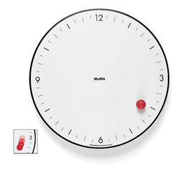 Timesphere Clock Designed by MoMA