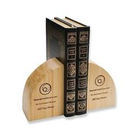 Bookends Made From Bamboo