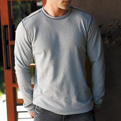 Canvas&reg Long Sleeve Thermal T-Shirt