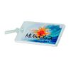 Plastic Luggage Tag with Full Color Printing (Limited Imprint Area)