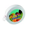 Round Tape Measure with Full Color Printing