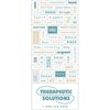 Healthcare Words with Business Card Magnet (can be customized with YOUR words!)