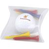 Economical 1-Ball Pack with Wilson® Ultra Ball and 6 Tees