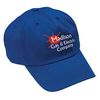 5-Panel, Medium Profile Economy Sports Cap with Self-Fabric Velcro&reg Closure