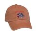 6-Panel, Low Profile, Washed Cap with Self-Fabric Velcro&reg Closure