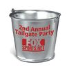 5 qt. Metal Pail with Full Color Decal