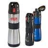 15 oz.Grip Double-Wall Stainless Steel Bottle