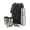 9-Piece Coffee Set for Two Includes Tumblers, Thermos and More