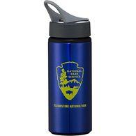 20 oz. BPA Free Aluminum Bottle with Straw Flip Lid