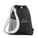 """15"""" x 18.74"""" Recycled PET Drawstring Cinch Backpack"""
