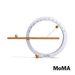 Mini Magnetic Perpetual Calendar Designed by MoMA