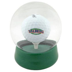 Desktop Golf Globe Game Challenges Golfers and Non-Golfers Alike