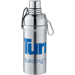 18 oz. BPA-Free Stainless Steel Water Bottle
