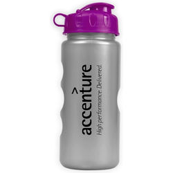 22 oz. Metalike Dishwasher-Safe Bottle with Flip Lid (BPA-Free)