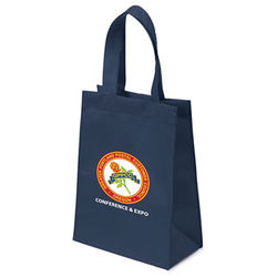 "8"" x 10"" Non-Woven Tote with 12"" Handles with Full Color Printing"