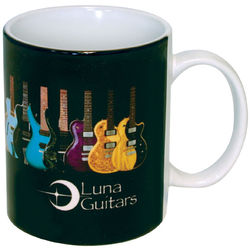 11 oz. C-Handle Coffee Mug with a Full-Color Wraparound Print (Full Bleed)