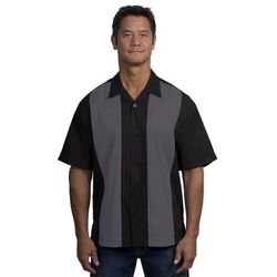 Retro Executive Bowling Shirt