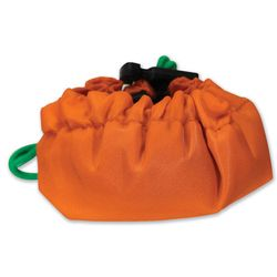 Pumpkin Shape Tote Bag
