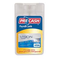 .5 oz Credit Card Hand Sanitizer Sprayer