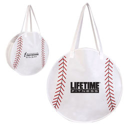 Baseball Tote Bag Made From Recycled Materials