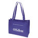 """Non-Woven Tote - 16"""" x 12"""" with 28"""" Handles"""