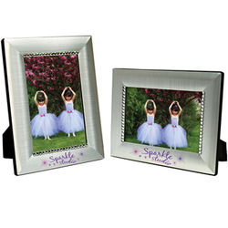 "4"" x 6"" Jeweled Frame"
