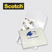Scotch&reg Lint Sheets Pocket Pack with Full Color Printing