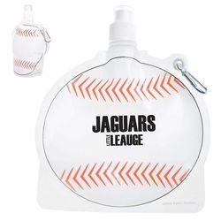Baseball Theme Flat, Foldable Water Bag