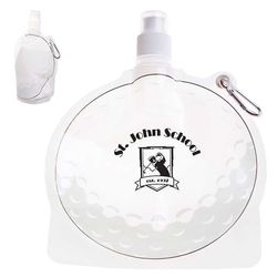 Golf Theme Flat, Foldable Water Bag
