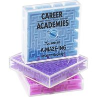 Multi-Dimensional A-Maze-ing Game is Sure to Occupy Hours of Time