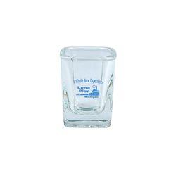 2 oz Square Shot Glass