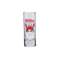 2.5 oz Glass Shot Glass Shooter