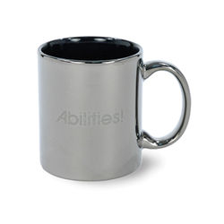 11 oz Lusterware Ceramic Mug