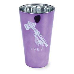 16 oz Glitterware Pint Beer Glass