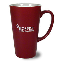 16 oz Firehouse Matte Ceramic Mug