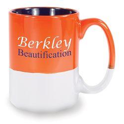 13.5 oz Varsity Mug - Premium Colors