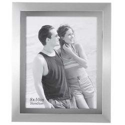"8"" x 10"" Simple, Yet Modern Aluminum Photo Frame"
