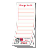 Note Pad - 25 Sheets - 3.5