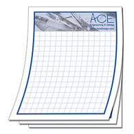 Note Pad - 25 Sheets - 4.25